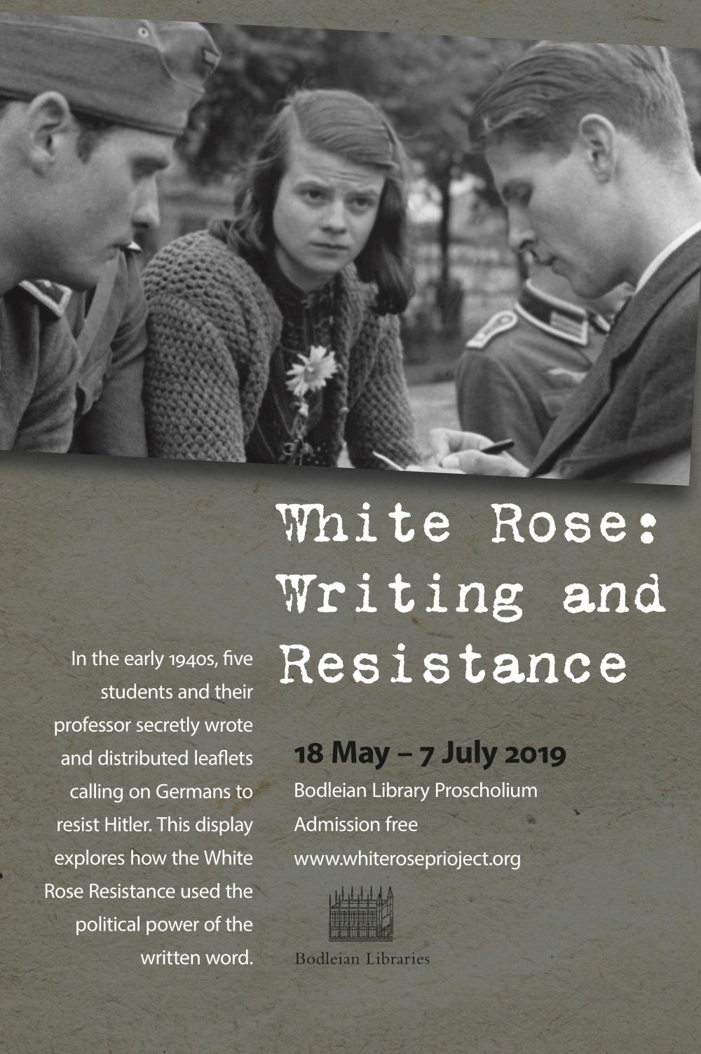 White Rose poster 2